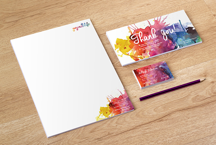 Yogini Stationery